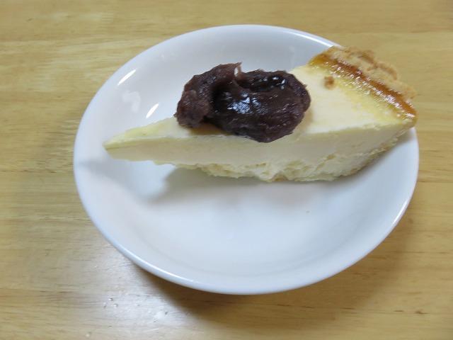 コストコ,トリプルチーズタルト,ケーキ,チーズケーキ,レビュー,評価,あんこ