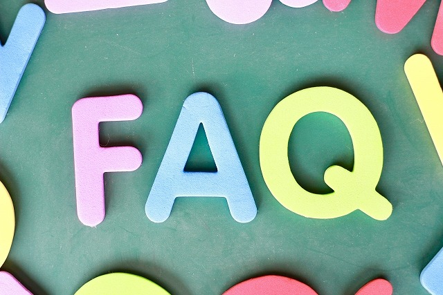 Q&A,質問,答え