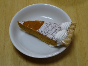 コストコ,ケーキ,パンプキンパイ,ハロウィン,かぼちゃ10
