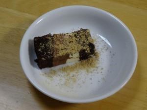 コストコ,タキシードケーキ,クリスマス,チョコレート5