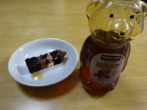 コストコ,タキシードケーキ,クリスマス,チョコレート6