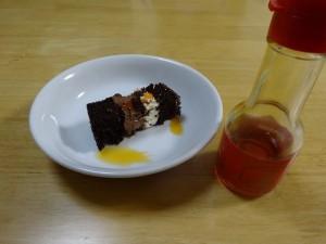 コストコ,タキシードケーキ,クリスマス,チョコレート8