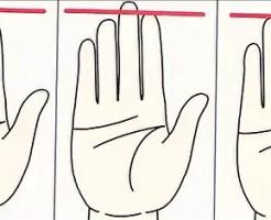 月曜から夜ふかし,性格診断,指の長さで分かる