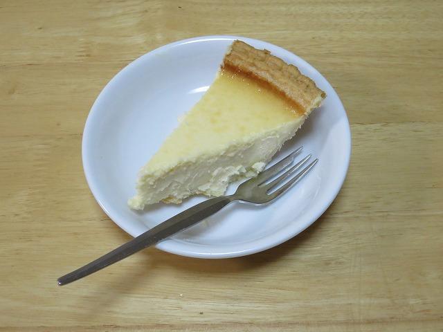 コストコ,トリプルチーズタルト,ケーキ,チーズケーキ,レビュー,評価2