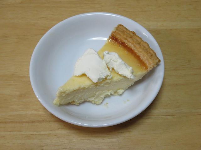 コストコ,トリプルチーズタルト,ケーキ,チーズケーキ,レビュー,評価,マスカルポーネ2