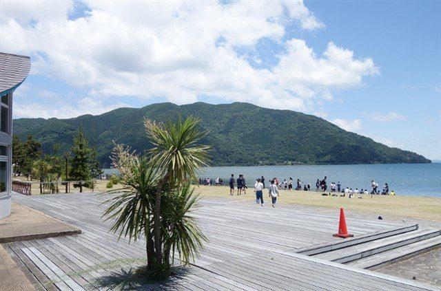 マキノ・サニービーチ