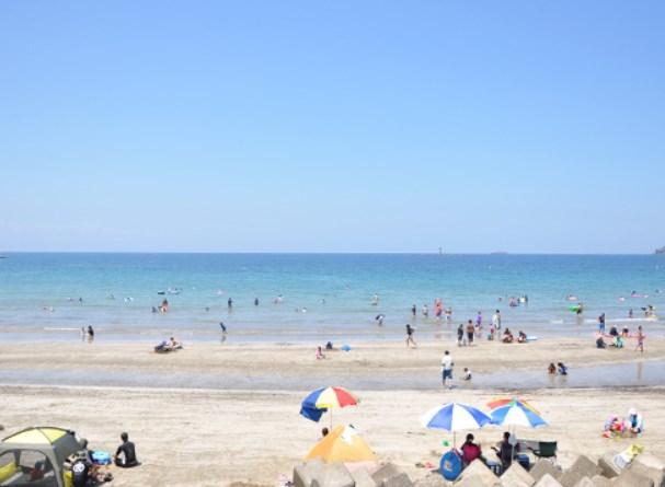 産湯海水浴場
