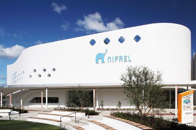 NIFREL(ニフレル)混雑,混雑状況,駐車場,アクセス,最寄り駅,トイレ