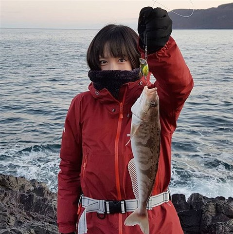 さやかの釣り旅,沙耶香,ジャクソンフィールド