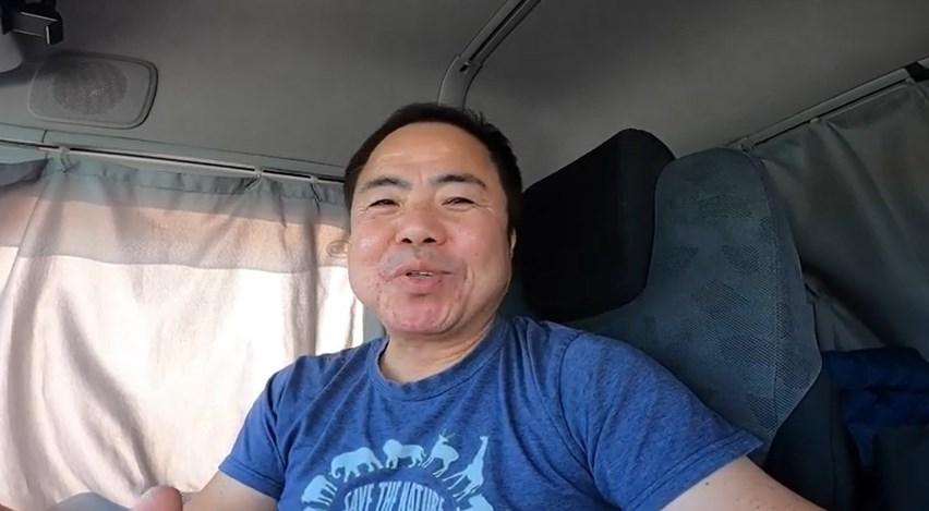 おじとらチャンネル Truck driver Ojitora,おじとら,本名,年齢,身長,経歴,学歴,高校,大学