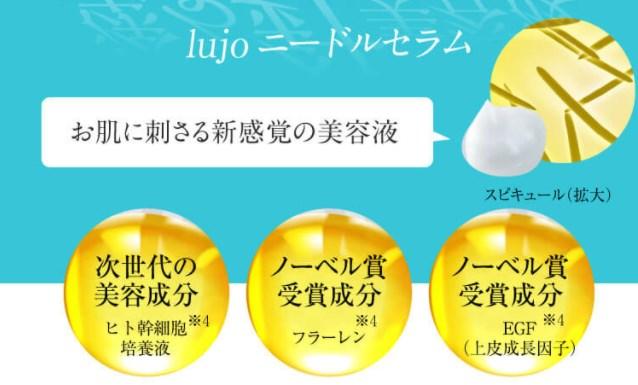 lujo(ルジョー)ニードルセラム,受賞