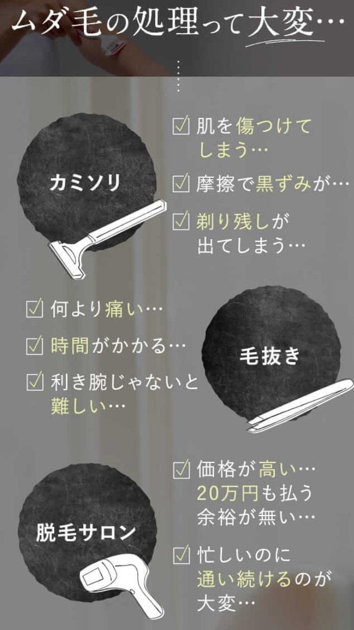 touki(除毛クリーム),効果なし,評判,口コミ