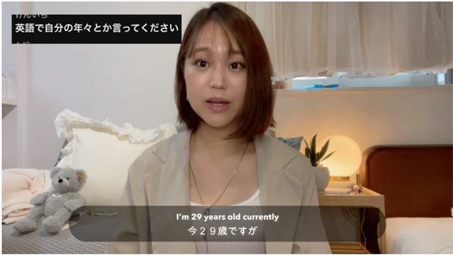 Naokorisu Channel #CA#カナダ留学#英語,年齢,誕生日