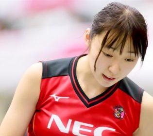 荒谷栞がかわいい!美カップとキワどい画像集 全日本女子バレー